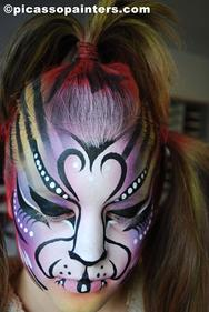 Cirque Face Painting